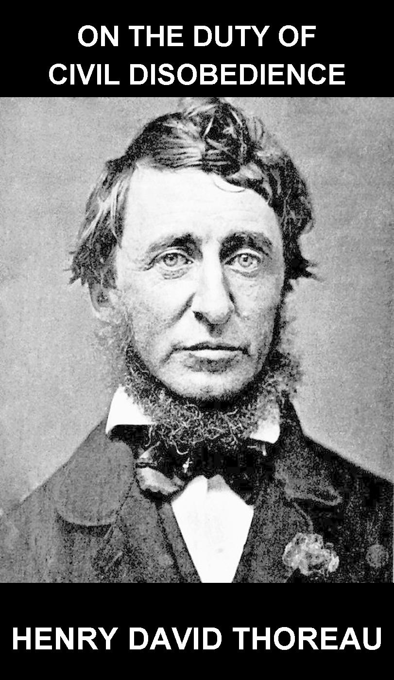 Henry David Thoreau: Civil Disobedience (1846) - Paul Brians