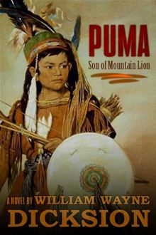 Puma Son of Mountain Lion William Wayne Dicksion