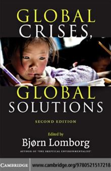 Global Crises, Global Solutions Bj&#248rn Lomborg