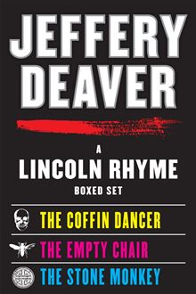A Lincoln Rhyme eBook Boxed Set Jeffery Deaver