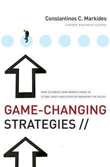 Game-Changing Strategies: How to Create New Market Space in Established Industries Breaking the Rules (J-B US non-Franchise Leadership)