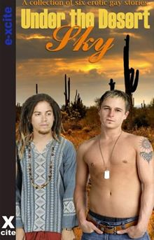 Under the Desert Sky: Gay erotic fiction By Zee Kensington,Michael Bracken,