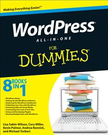 WordPress All-in-One For Dummies Andrea Rennick