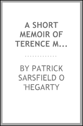 download a short memoir of <b>terence</b> macswiney