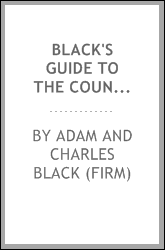 Black's guide to the counties of Hereford & Monmouth described in alphabetical order