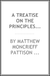 download A treatise on the principles of chemistry book