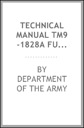 Technical Manual TM9-1828A Fuel Pumps