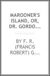 Marooner's Island, or, Dr. Gordon in search of his children