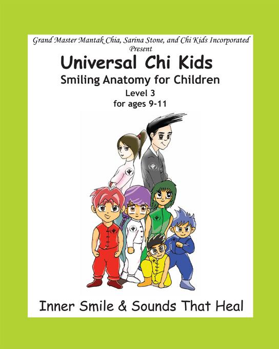 Smiling Anatomy for Children, Level 3