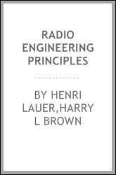 Radio engineering principles
