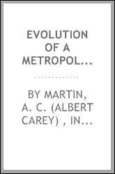 Evolution of a metropolitan skyline oral history transcript
