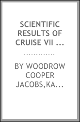 Scientific results of cruise VII of the Carnegie during 1928-1929 under command of Captain J.P. Ault : Meteorology