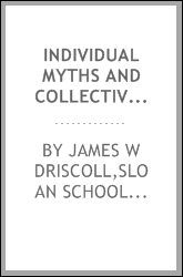 "Individual myths and collective realities : the emergence of Theory ""C"" management"