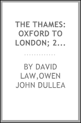 The Thames: Oxford to London; 20 etched plates. [Pref. and text by Owen J. Dullea]