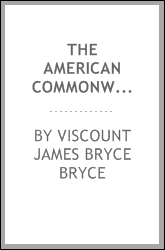 The American commonwealth, Volume 2