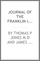 JOURNAL OF THE FRANKLIN INSTITUTE OF THE PENNSLBANIA