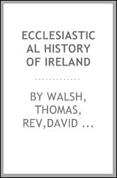 Ecclesiastical history of Ireland
