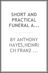 Short and practical funeral addresses