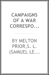 Campaigns of a war correspondent