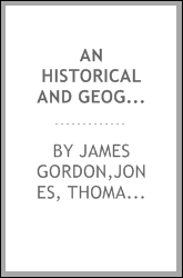 An historical and geographical memoir of the North-American continent : its nations and tribes. With a summary account of his life, writings, and opinions