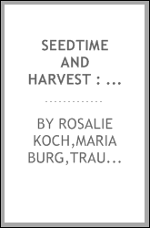 Seedtime and harvest : tales