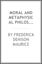 download Moral and metaphysical philosophy. New ed., with pref book