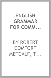 English Grammar for Common Schools