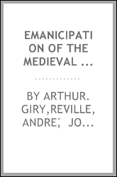 Emanicipation of the medieval towns