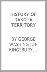 History of Dakota Territory