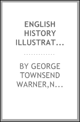 English history illustrated from original sources