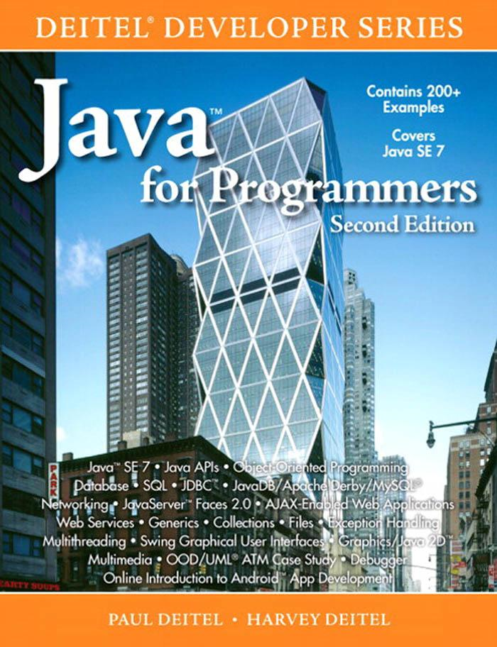 Java� for Programmers