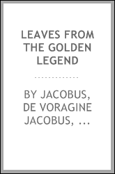 Leaves from the Golden Legend