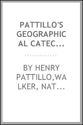 Pattillo's Geographical catechism