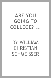 Are you going to college? Letters from a graduate to a freshman