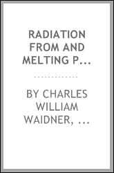 Radiation from and Melting Points of Palladium and Platinum