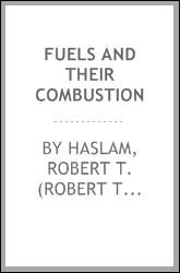 Fuels and their combustion