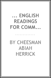 ... English readings for commercial classes