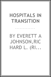 Hospitals in transition