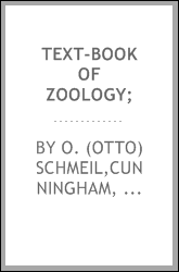 Text-book of zoology;
