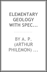 Elementary geology with special reference to Canada