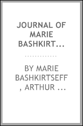 Journal of Marie Bashkirtseff