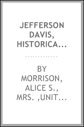 Jefferson Davis, historical essay
