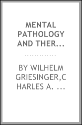 Mental pathology and therapeutics
