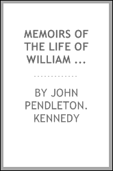 Memoirs of the life of William Wirt