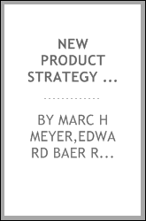 New product strategy in small technology-based firms : a pilot study