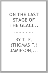 download on the last stage of the glacial period in north britai