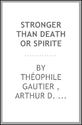 Stronger Than Death Or Spirite