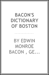 Bacon's Dictionary of Boston