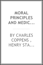 Moral principles and medical practice: The Basis of Medical Jurisprudence