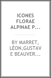 Icones florae Alpinae plantarum